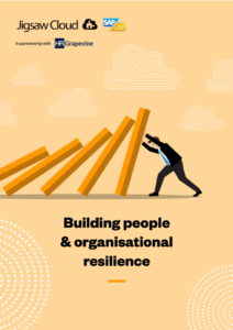 Building people and organisational resilience report